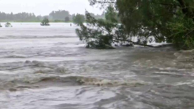 Наводнение / скриншот из видео