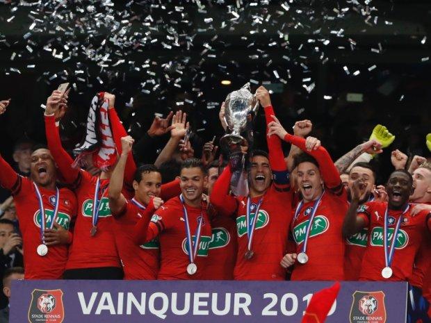 ПСЖ сенсаційно програв Ренну у фіналі Кубка Франції: реакцію Макрона треба бачити