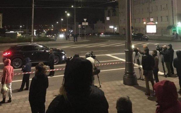 ДТП с Зайцевой: в Харькове повторили события роковой ночи