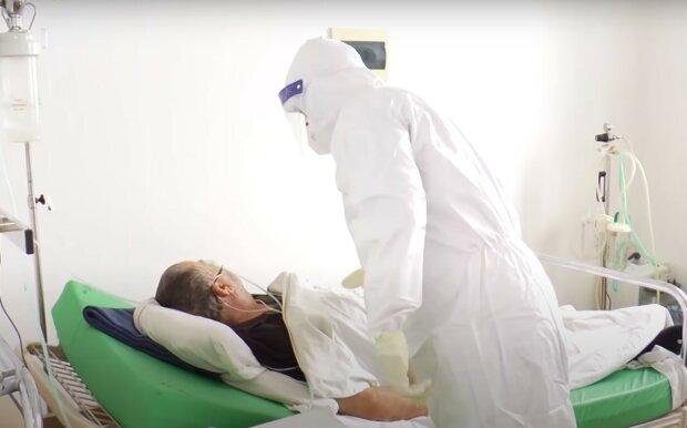 медик, скріншот з відео