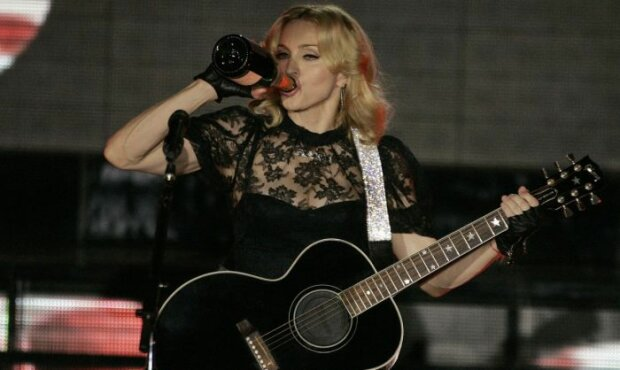 Мадонна, фото - India
