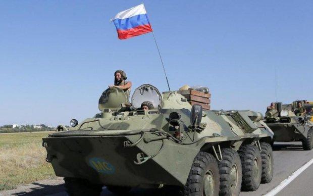 Накануне шухера: к Луганску стягивают военную технику