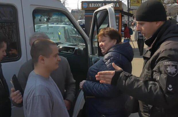 карантин у Києві, скріншот з відео