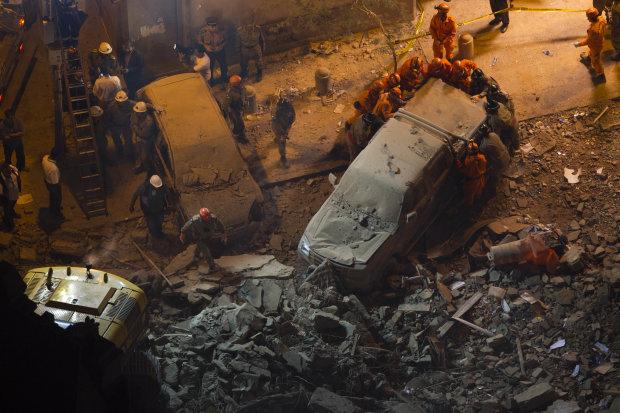 Раскуроченные дома и горы грязи: в сети появилось видео жуткой катастрофы