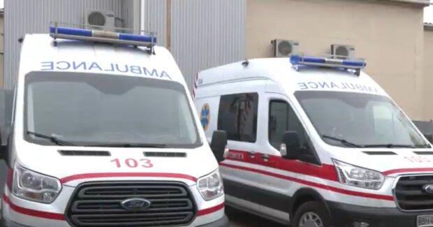 Скорая помощь, скриншот из видео