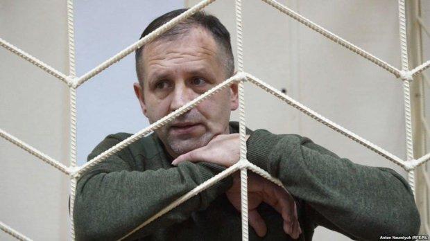 Узник Кремля Балух прекратил голодовку вслед за Сенцовым