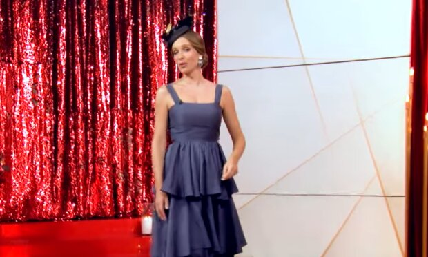 Екатерина Осадчая, скриншот из видео