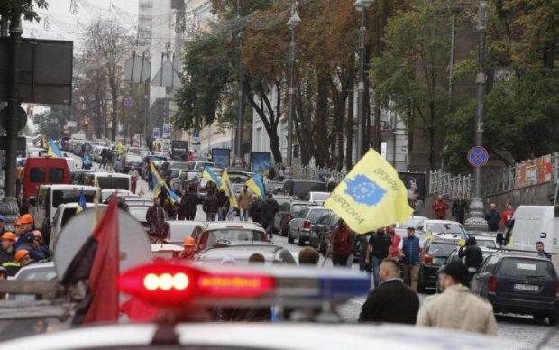 Легалізація євроблях: українці потраплять під репресії