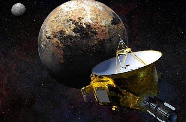 Астрономи виявили густий туман на Плутоні