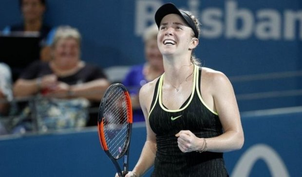 Українська тенісистка мітить у топ-10 світового рейтингу