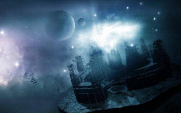 Уфологи знайшли у космосі стародавнє місто