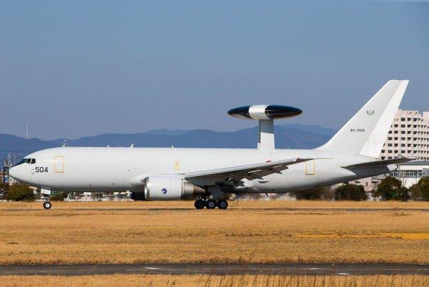 e-767 boeing