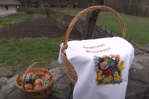 Пасха, скриншот из видео