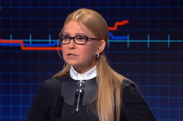 """Юлія Тимошенко, скріншот: """"Свобода слова"""""""