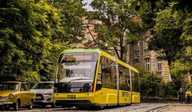 У столиці  з'являться сучасні львівські трамваї