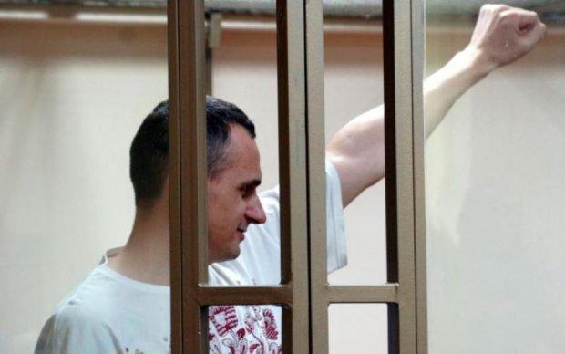 Сенцов намацав ключ від путінських катівень