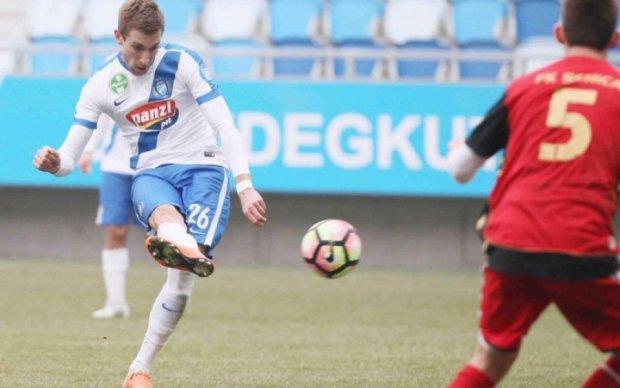 Українець Коломоєць забив другий м'яч у чемпіонаті Угорщини