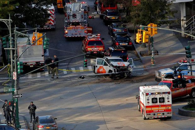 Манхеттенського терориста вб'ють за законом: подробиці