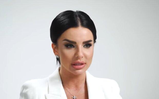 Юлія Волкова, скріншот  з відео