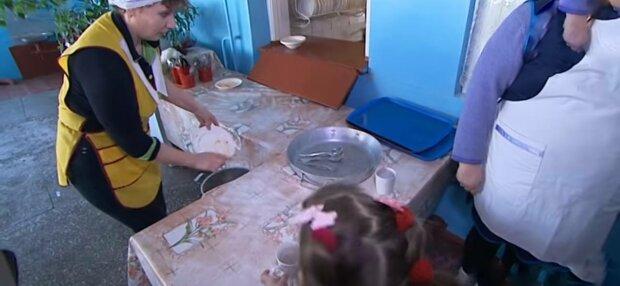 Їдальня, фото: скріншот з відео