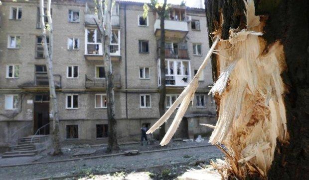 ВСУ не обстреливали Киевский район Донецка