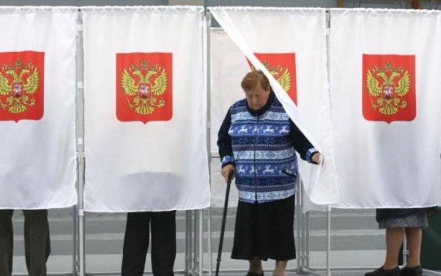 """""""Ведмеді"""" вже почали вибирати Путіна"""