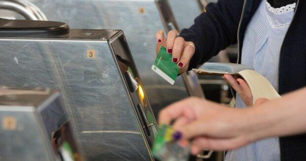 Зелені картки у метро, офіційний сайт Київського метрополітену