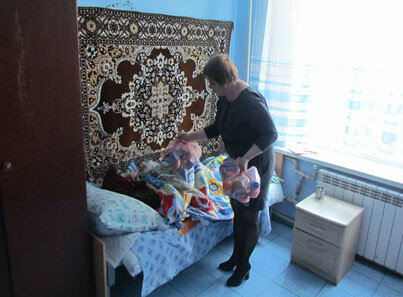 Коронавирус одним ударом нокаутировал интернат на Хмельнитчине - дедушки и бабушки в смертельной опасности