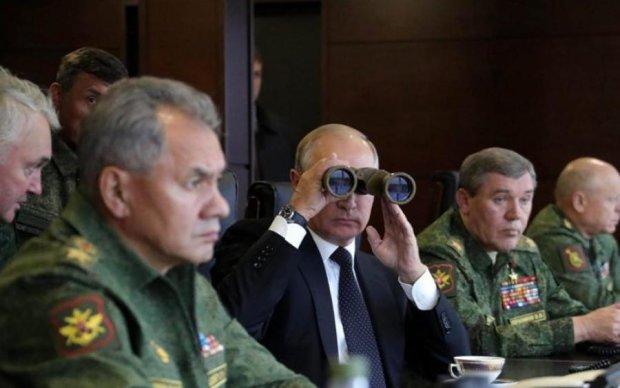 Запад VS Россия: Путин пробил очередное дно