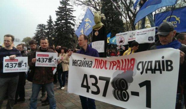 Суддю-хабарника Меденцева дозволили арештувати  за рік після втечі