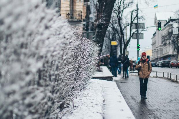 Вінниця не побачить снігу 8 лютого, про санчата можна забути