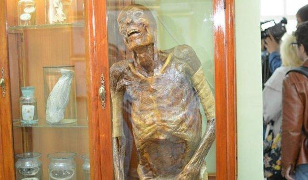 Анатомический музей с мумиями людей открыли в Ивано-Франковске (фото)