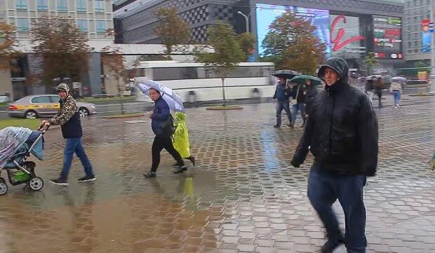 Погода, скріншот з відео
