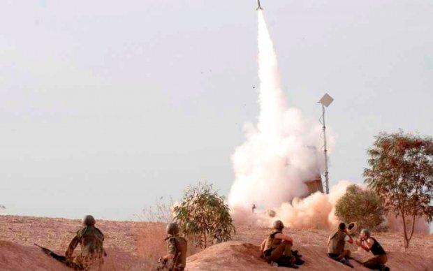 Израиль уничтожил военные склады в Сирии