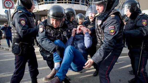 Як вам таке, росіяни: у Путіна закупили лазерні гармати для розгону мітингів