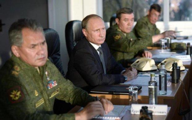 Направив в ціль особисто Путін: опубліковано відео запуску ракет