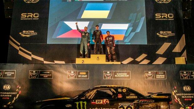 Український гонщик Ільюк виграв міжнародні змагання з дрифту