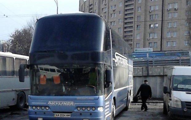 Представительница киевского перевозчика отметелила пассажирку. Угадайте, за что