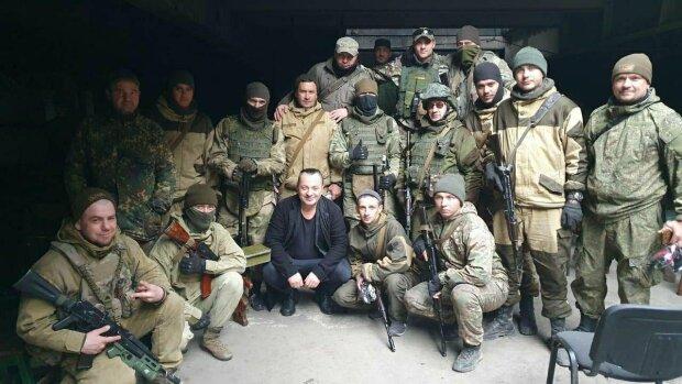 Вадим Самойлов с сепаратистами, Страна