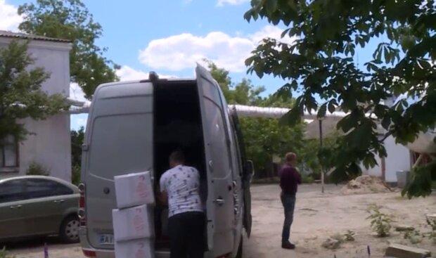 Марченко і Медведчук надали допомогу лікарні
