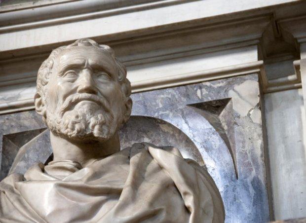 Неизвестную работу Микеланджело показали миру: хранилась в заплесневелой коробке