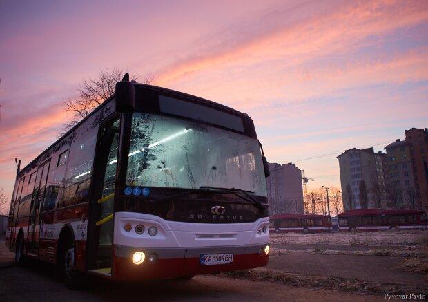 Автобусы, фото иллюстративное: Facebook КП Электоравторанс ИФ