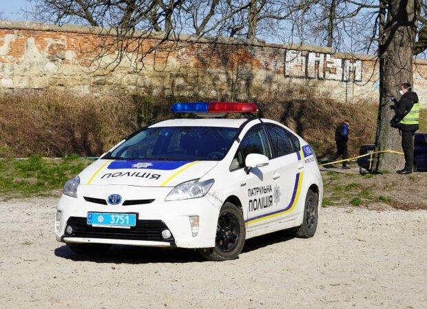 вбивство у Львові, фото Національної поліції