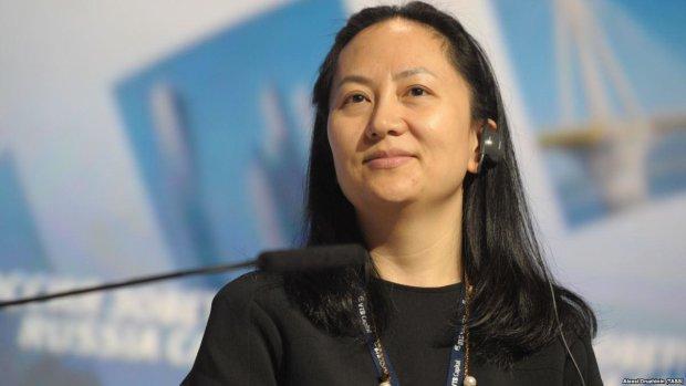 Глава Huawei ловко избежала тюрьмы