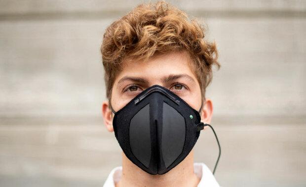 Електрична маска, фото з вільних джерел
