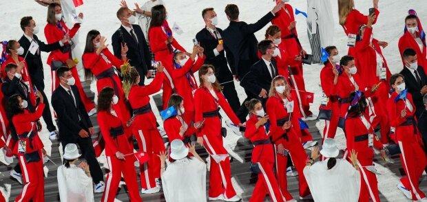Російські спортсмени, фото: вільне джерело