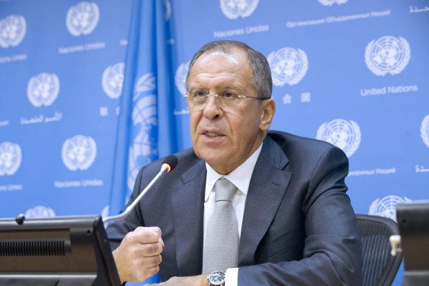 """Лавров обрисовал судьбу оккупированных территорий: говорить здесь не о чем, """"мировой"""" не будет"""