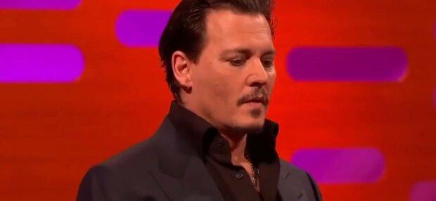 Джонні Депп, фото: скріншот з відео