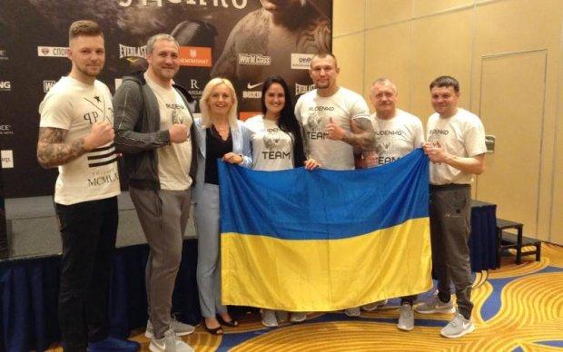 Повєткін і Руденко зважились перед боєм
