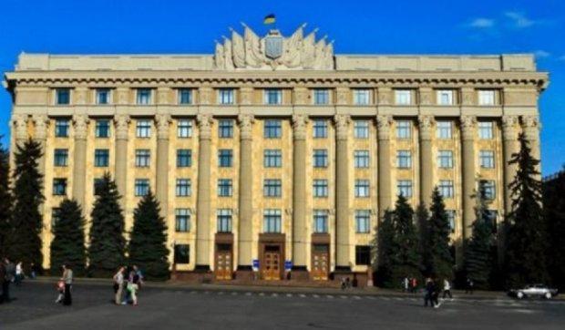Более полутысячи человек эвакуировали из-за «заминирования» Харьковской ОГА